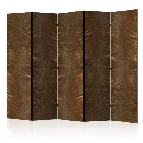 Paraván - Copper Chic II [Room Dividers] 5 részes 225x172 cm  -  ajandekpont.hu