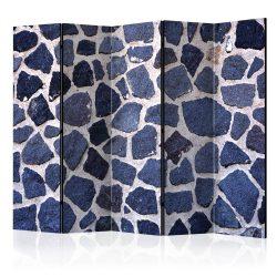 Paraván - Blue Summer II [Room Dividers] 5 részes 225x172 cm