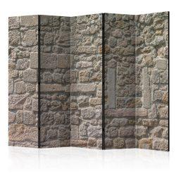 Paraván - Stone Temple II [Room Dividers] 5 részes 225x172 cm