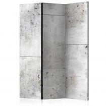 Paraván - Concretum murum [Room Dividers] 3 részes  135x172 cm  -  ajandekpont.hu