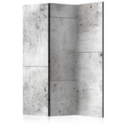Paraván - Concretum murum [Room Dividers] 3 részes  135x172 cm