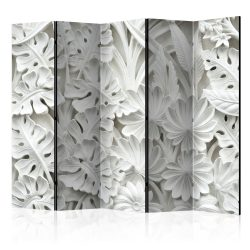 Paraván - Alabaster Garden II [Room Dividers] 5 részes 225x172 cm