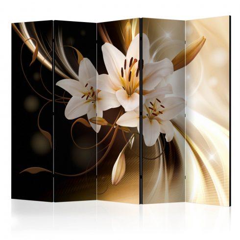 Paraván - Circle of Light II [Room Dividers] 5 részes 225x172 cm  -  ajandekpont.hu