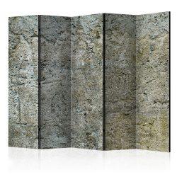 Paraván - Stony Barriere II [Room Dividers] 5 részes 225x172 cm