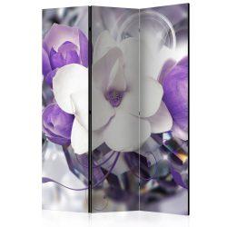 Paraván - Purple Empress [Room Dividers] 3 részes  135x172 cm
