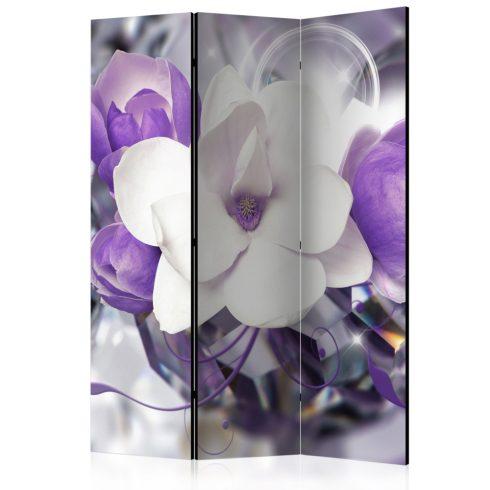 Paraván - Purple Empress [Room Dividers] 3 részes  135x172 cm  -  ajandekpont.hu