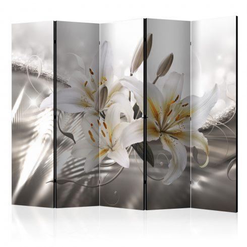 Paraván - Crystalline Beauty II [Room Dividers] 5 részes 225x172 cm  -  ajandekpont.hu