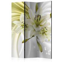 Paraván - Green Captivation [Room Dividers] 3 részes  135x172 cm