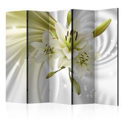 Paraván - Green Captivation II [Room Dividers] 5 részes 225x172 cm