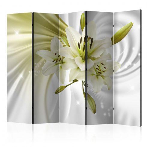 Paraván - Green Captivation II [Room Dividers] 5 részes 225x172 cm  -  ajandekpont.hu