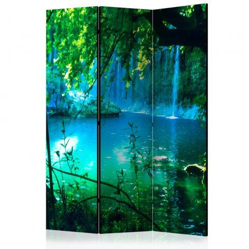 Paraván - Kursunlu Waterfalls [Room Dividers] 3 részes  135x172 cm  -  ajandekpont.hu