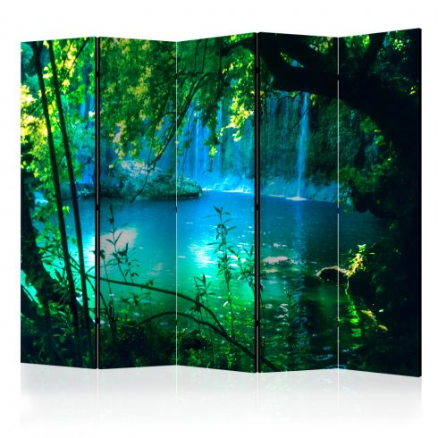 Paraván - Kursunlu Waterfalls II [Room Dividers] 5 részes 225x172 cm  -  ajandekpont.hu