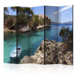 Paraván - Holiday Seclusion II [Room Dividers] 5 részes 225x172 cm