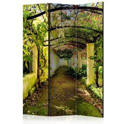 Paraván - Romantic Garden [Room Dividers] 3 részes  135x172 cm