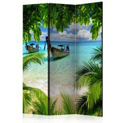 Paraván - Tropical Paradise [Room Dividers] 3 részes  135x172 cm