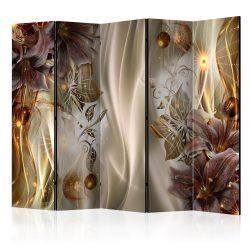 Paraván - Amber Land II [Room Dividers] 5 részes 225x172 cm