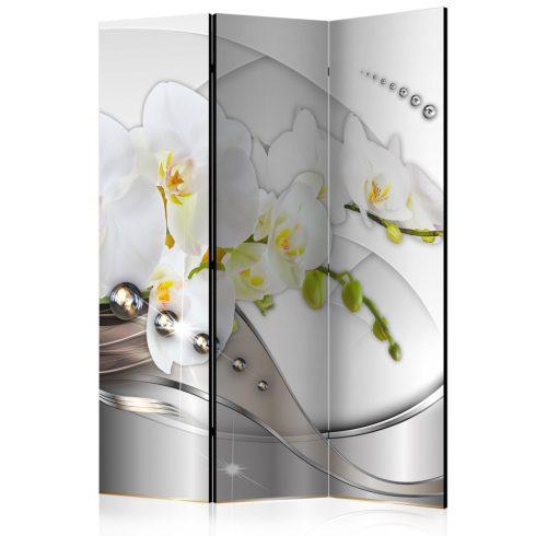 Paraván - Pearl Dance of Orchids [Room Dividers] 3 részes  135x172 cm  -  ajandekpont.hu