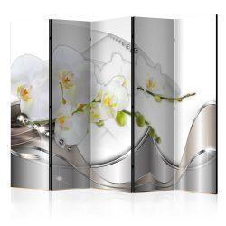 Paraván - Pearl Dance of Orchids II [Room Dividers] 5 részes 225x172 cm