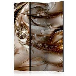 Paraván - Chocolate Tide [Room Dividers] 3 részes  135x172 cm