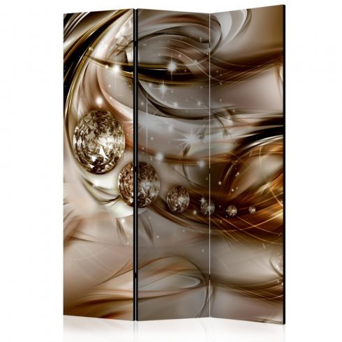 Paraván - Chocolate Tide [Room Dividers] 3 részes  135x172 cm  -  ajandekpont.hu