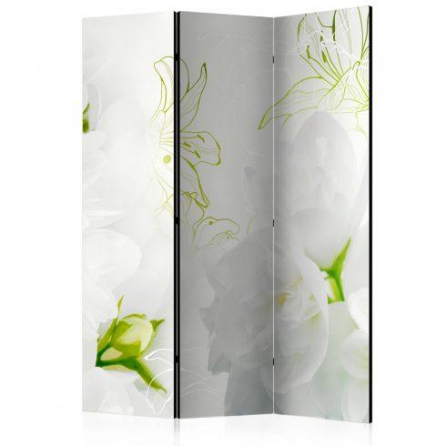 Paraván - Jasmine [Room Dividers] 3 részes  135x172 cm  -  ajandekpont.hu