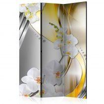 Paraván - Yellow Journey [Room Dividers] 3 részes  135x172 cm