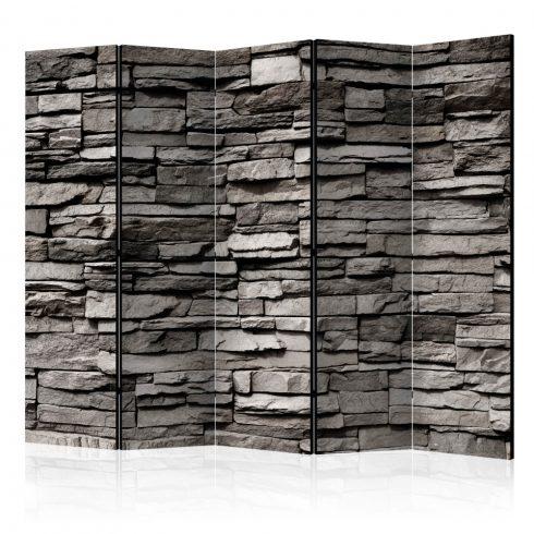 Paraván - Stony Facade II [Room Dividers] 5 részes 225x172 cm  -  ajandekpont.hu