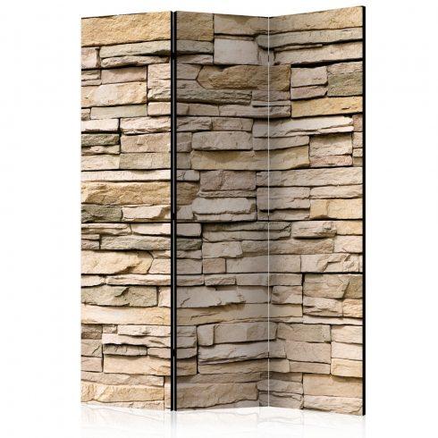 Paraván - Decorative Stone [Room Dividers] 3 részes  135x172 cm  -  ajandekpont.hu