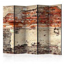 Paraván - City History II [Room Dividers] 5 részes 225x172 cm