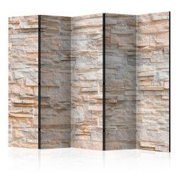 Paraván - Stony Gracefulness II [Room Dividers] 5 részes 225x172 cm