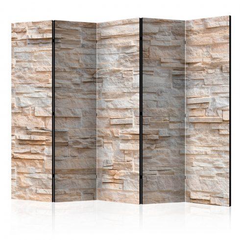 Paraván - Stony Gracefulness II [Room Dividers] 5 részes 225x172 cm  -  ajandekpont.hu