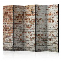 Paraván - Walls of Memory II [Room Dividers] 5 részes 225x172 cm