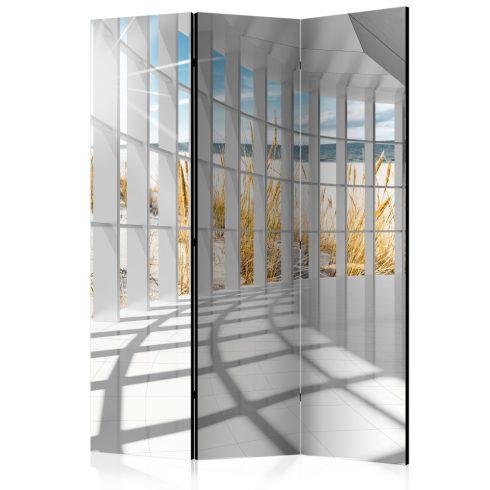 Paraván - Seaside Bastion [Room Dividers] 3 részes  135x172 cm  -  ajandekpont.hu