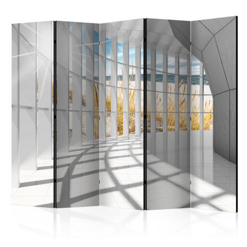 Paraván - Seaside Bastion II [Room Dividers] 5 részes 225x172 cm  -  ajandekpont.hu