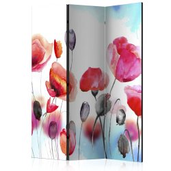 Paraván - Swaying with the Wind [Room Dividers] 3 részes  135x172 cm