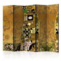 Paraván - Artistic Geometry II [Room Dividers] 5 részes 225x172 cm