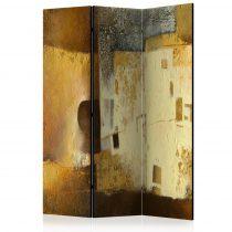 Paraván - Golden Oddity [Room Dividers] 3 részes  135x172 cm  -  ajandekpont.hu