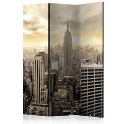 Paraván - Light of New York [Room Dividers] 3 részes  135x172 cm  -  ajandekpont.hu