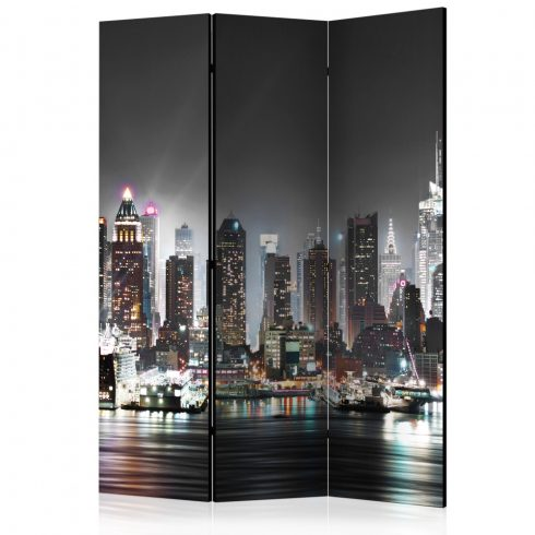 Paraván - New York [Room Dividers] 3 részes  135x172 cm  -  ajandekpont.hu
