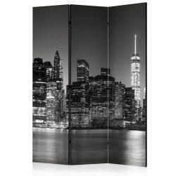Paraván - New York Nights  [Room Dividers] 3 részes  135x172 cm  -  ajandekpont.hu