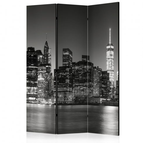 Paraván - New York Nights  [Room Dividers] 3 részes  135x172 cm  -  ajandekpont.hu