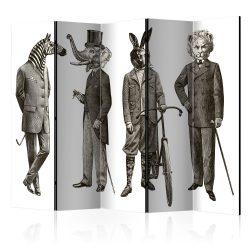 Paraván - Elegant Zoo II [Room Dividers] 5 részes 225x172 cm