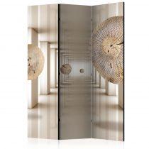 Paraván - Futuristic Forest [Room Dividers] 3 részes  135x172 cm  -  ajandekpont.hu