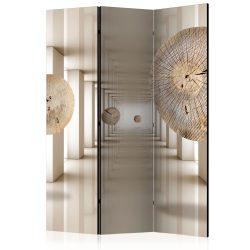 Paraván - Futuristic Forest [Room Dividers] 3 részes  135x172 cm