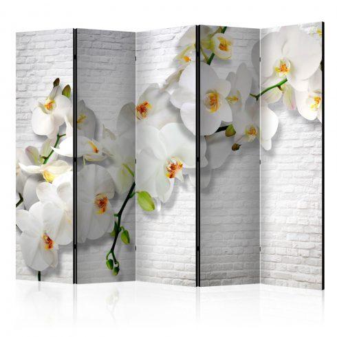 Paraván - The Urban Orchid II [Room Dividers] 5 részes 225x172 cm  -  ajandekpont.hu