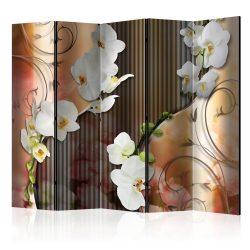 Paraván - Orchid II [Room Dividers] 5 részes 225x172 cm