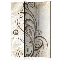 Paraván - Stone Butterfly [Room Dividers] 3 részes  135x172 cm