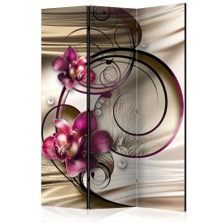 Paraván - Sweetness of Elation [Room Dividers] 3 részes  135x172 cm