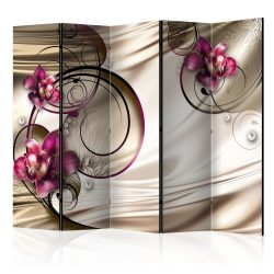 Paraván - Sweetness of Elation II [Room Dividers] 5 részes 225x172 cm