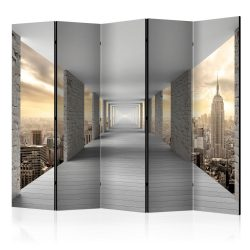 Paraván - Skyward Corridor II [Room Dividers] 5 részes 225x172 cm